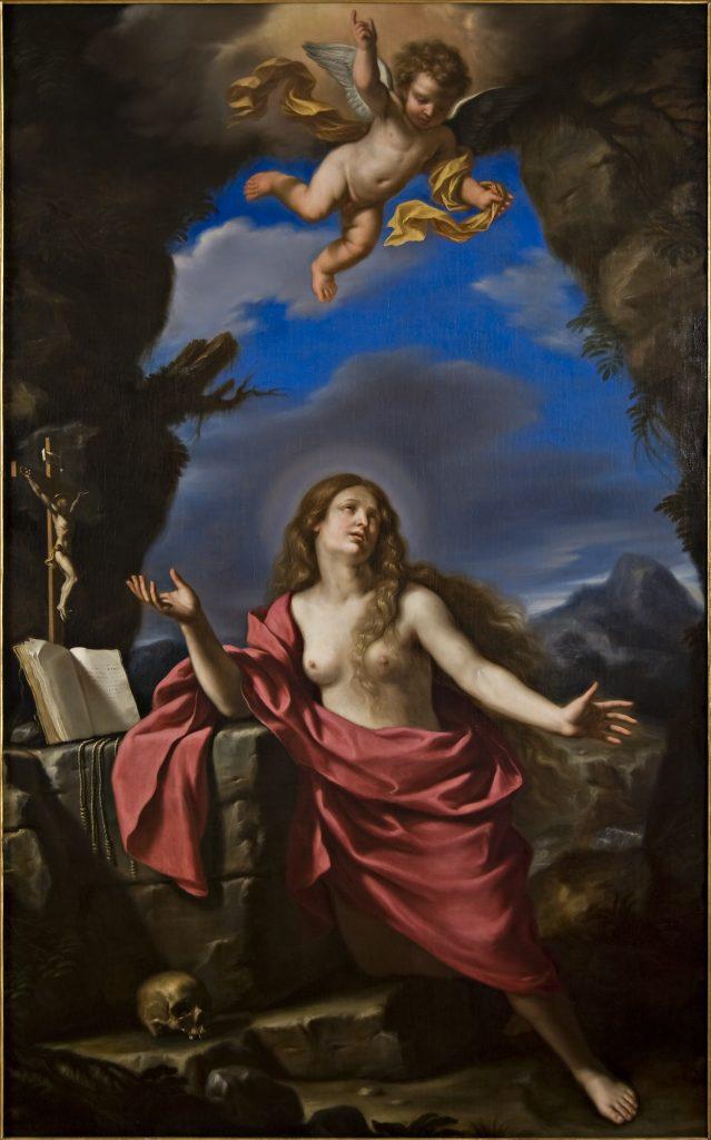 La Maddalena Penitente, Cesare Gennari