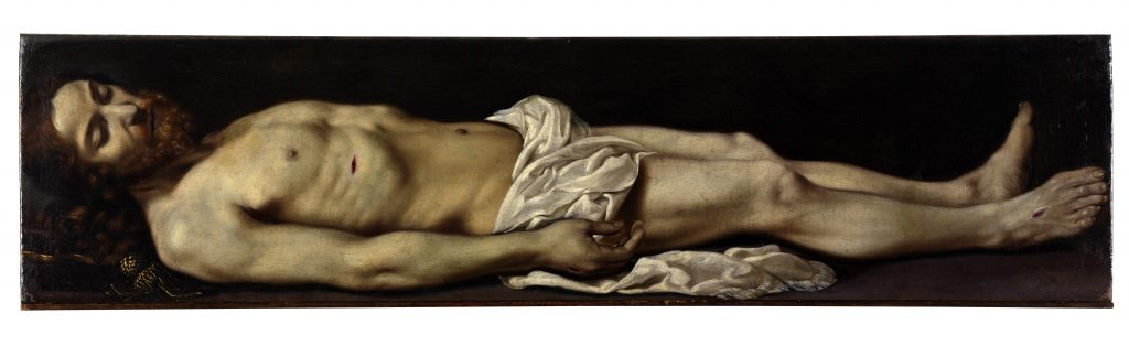 Cristo morto, Matteo Loves